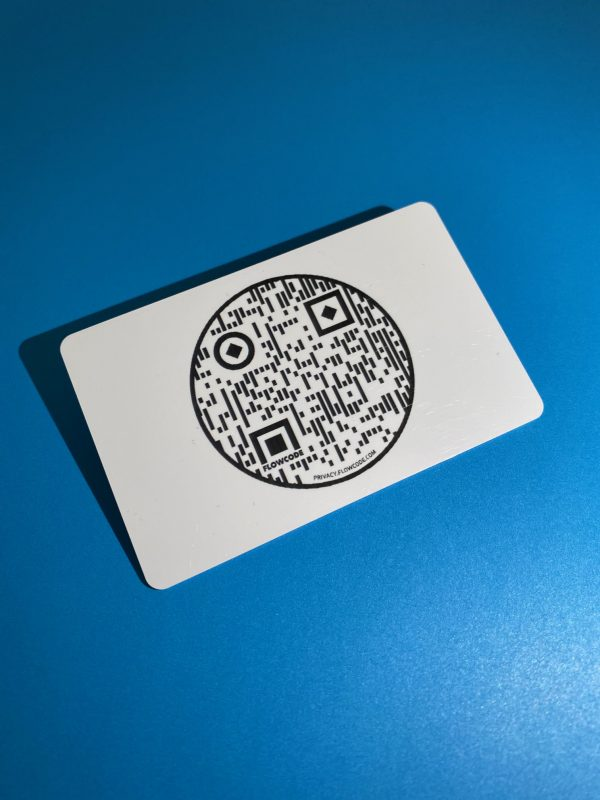 tapitup.ca qr code on nfc digital business card