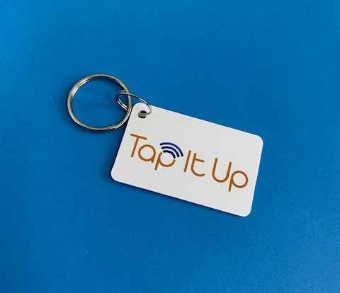 Tapitup key tag, nfc business tag canada
